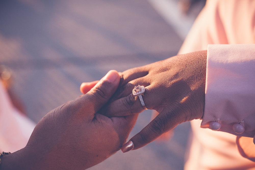 Brooklyn Bride Proposal Mema Creations