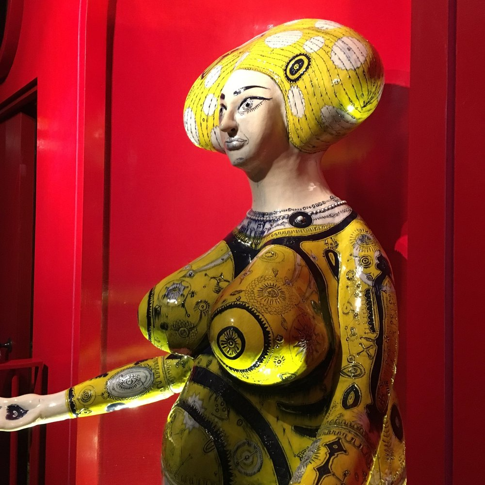 Julie Cope A House for Essex Grayson Perry