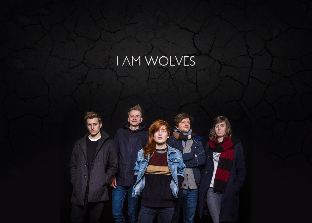 I Am Wolves Bandfoto