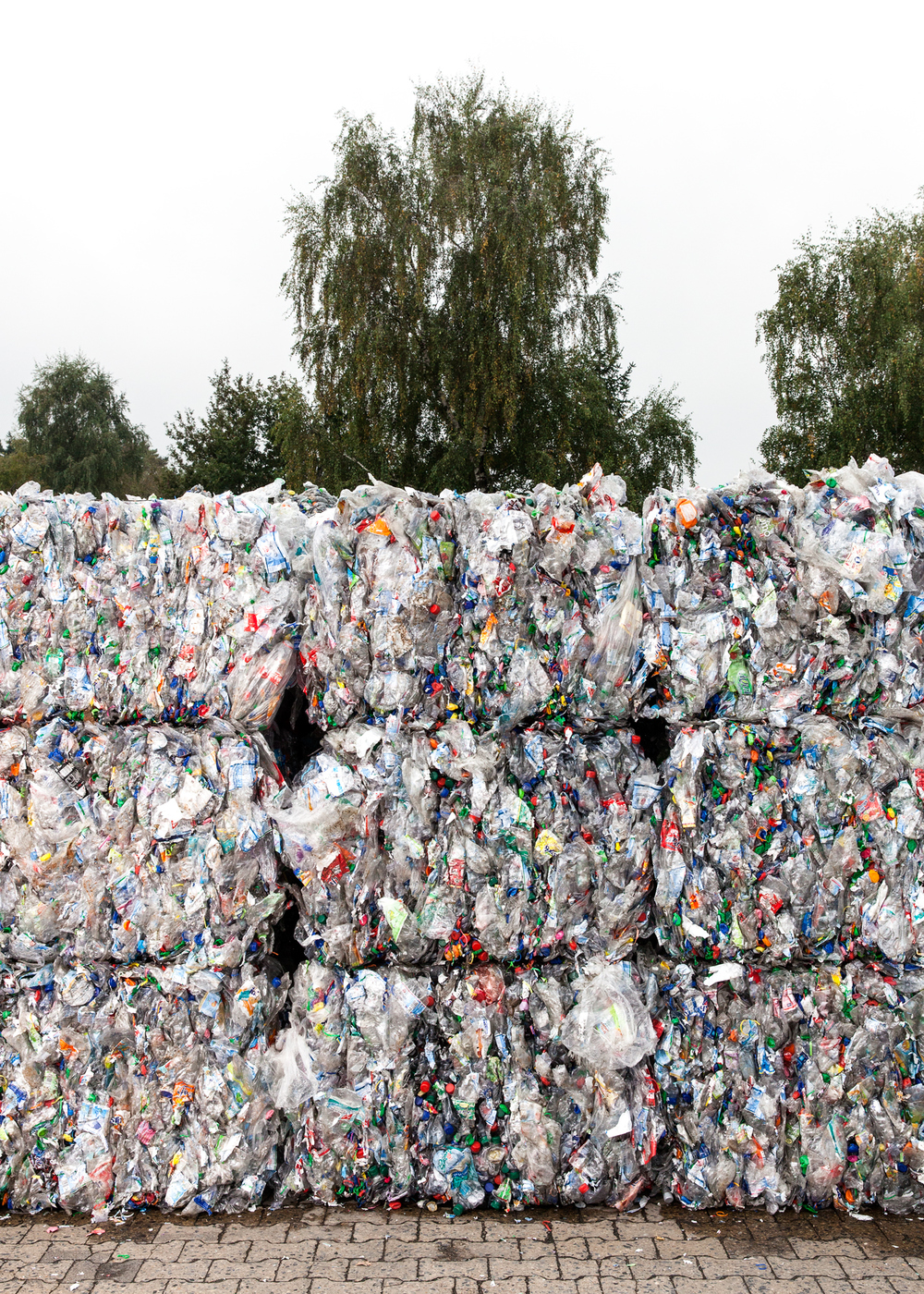 PET Flaschen Recycling