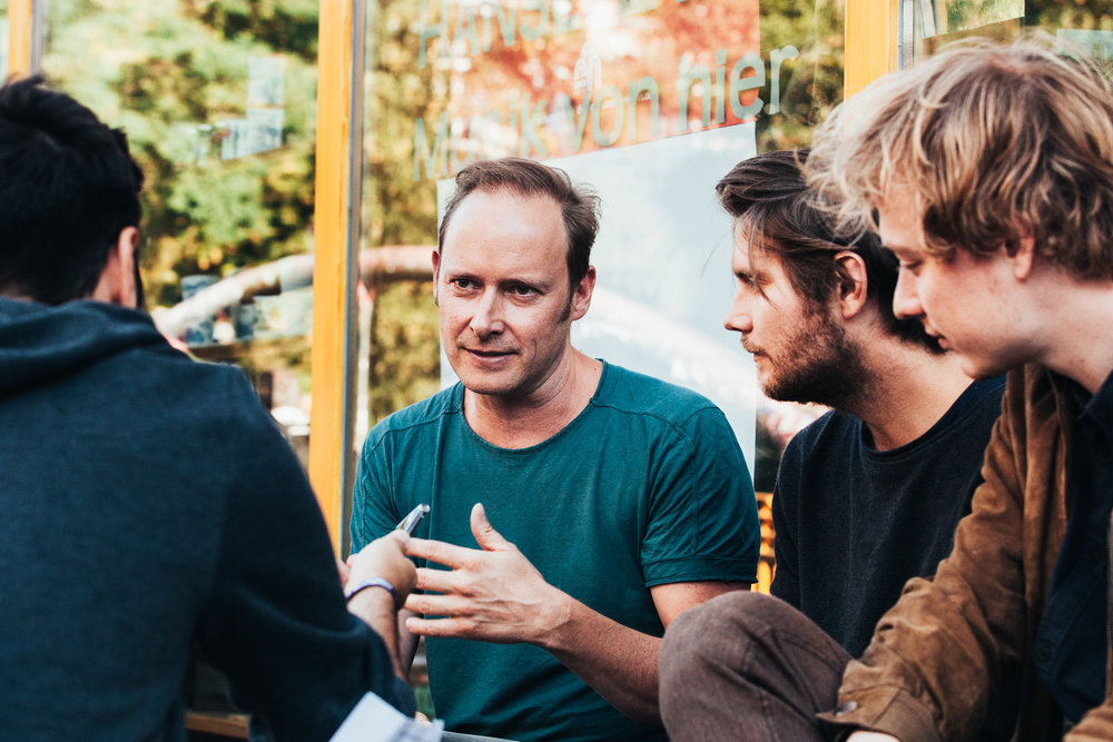 Michael Mayer - Smirnoff Sound Collective
