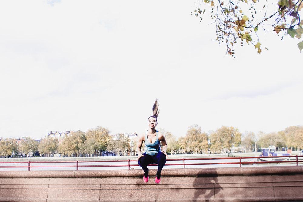 jump fitness london