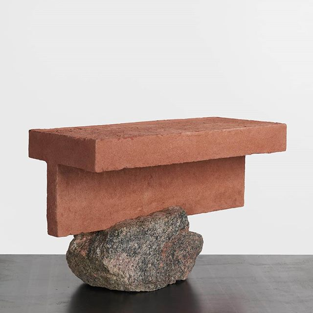 'Human Element - Excavation 2' - Granite and Hydrostone - 80 x 32 x 48 cm - 2017 . . . Photo by @sebastianwolf.photo . . . #sculpture #contemporarysculpture #contemporarydesign #contemporaryart #design #artdesign #art #artist #artoftheday #material #experimentation #reformdesignbiennale