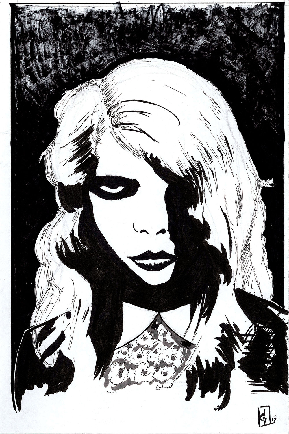 Night of the Living Dead Girl