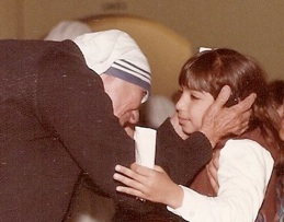 The Saint -- Mother Teresa of Calcutta