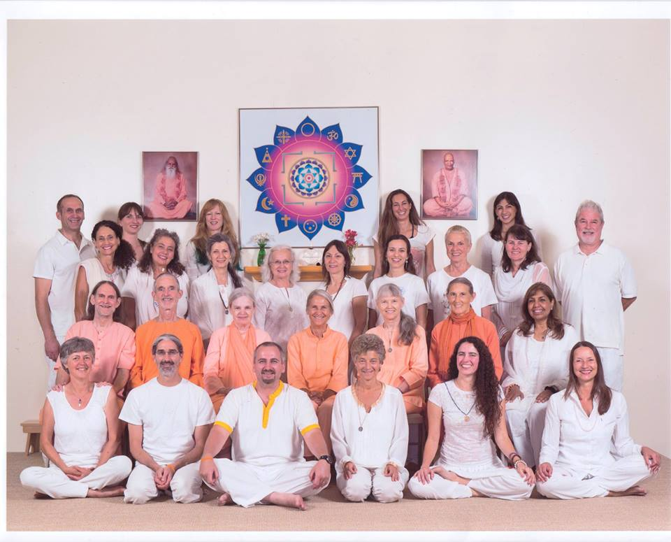 Integral Yoga's Senior Teahers