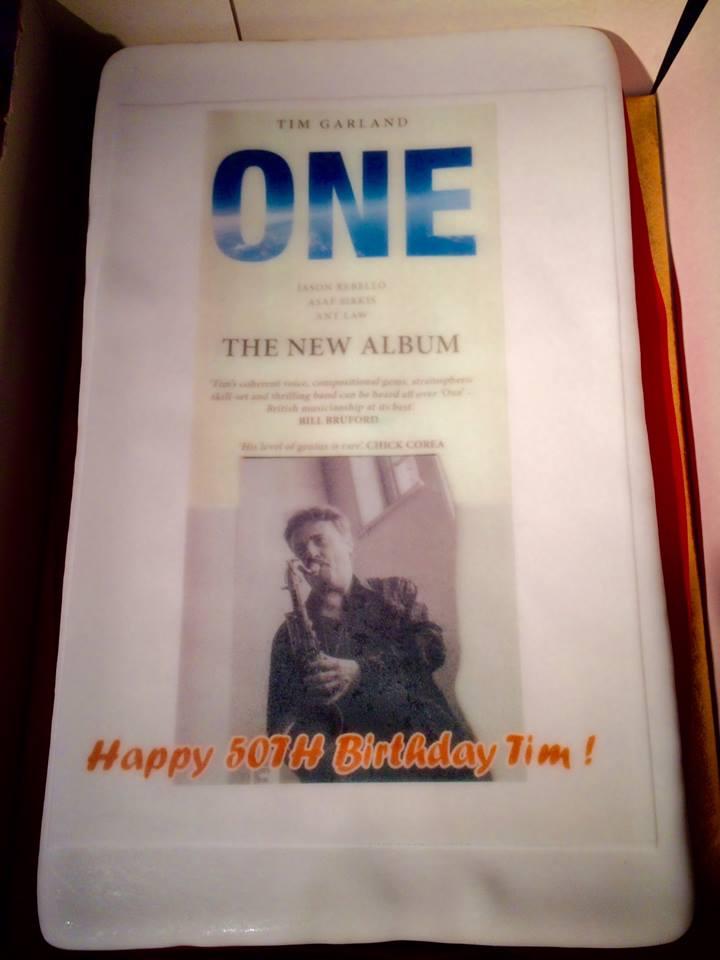 Tim`s B-Day cake - HAPPY BIRTHDAY TIM!