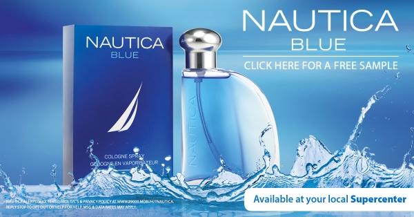 FREE Sample of Nautica Blue Co...