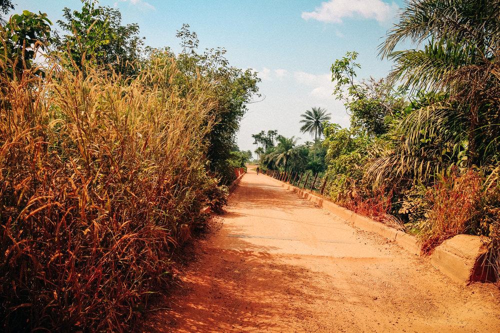 Besuch Sierra Leone