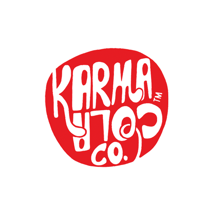Karma Cola: Good looking, great tasting, do gooding drinks. Good for our planet, our growers, and as good for you as fizzy drinks can be. #DrinkNoEvil.