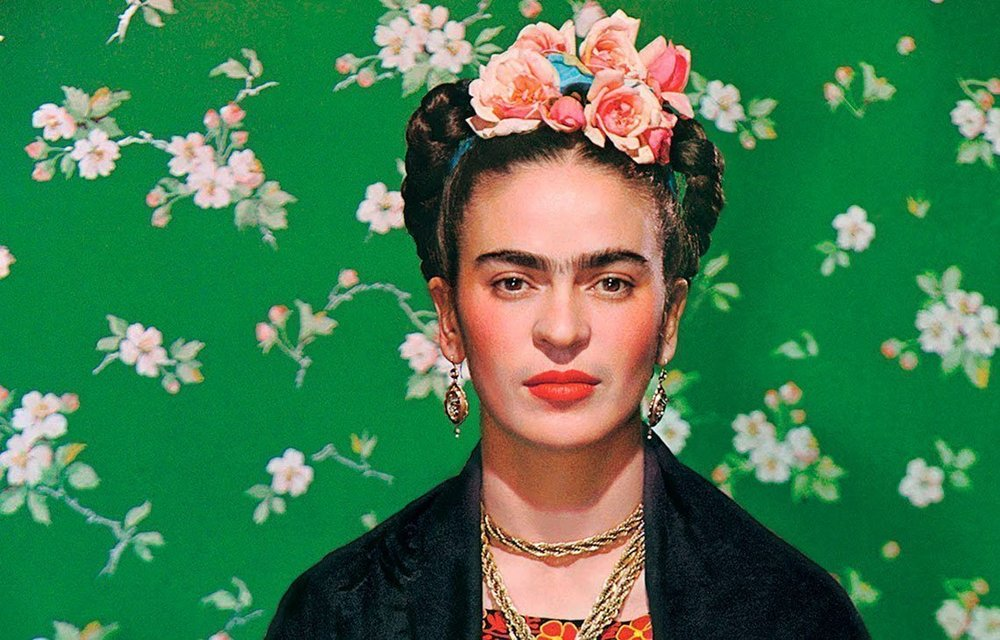 Frida Khalo: Making herself up @ V&A  -
