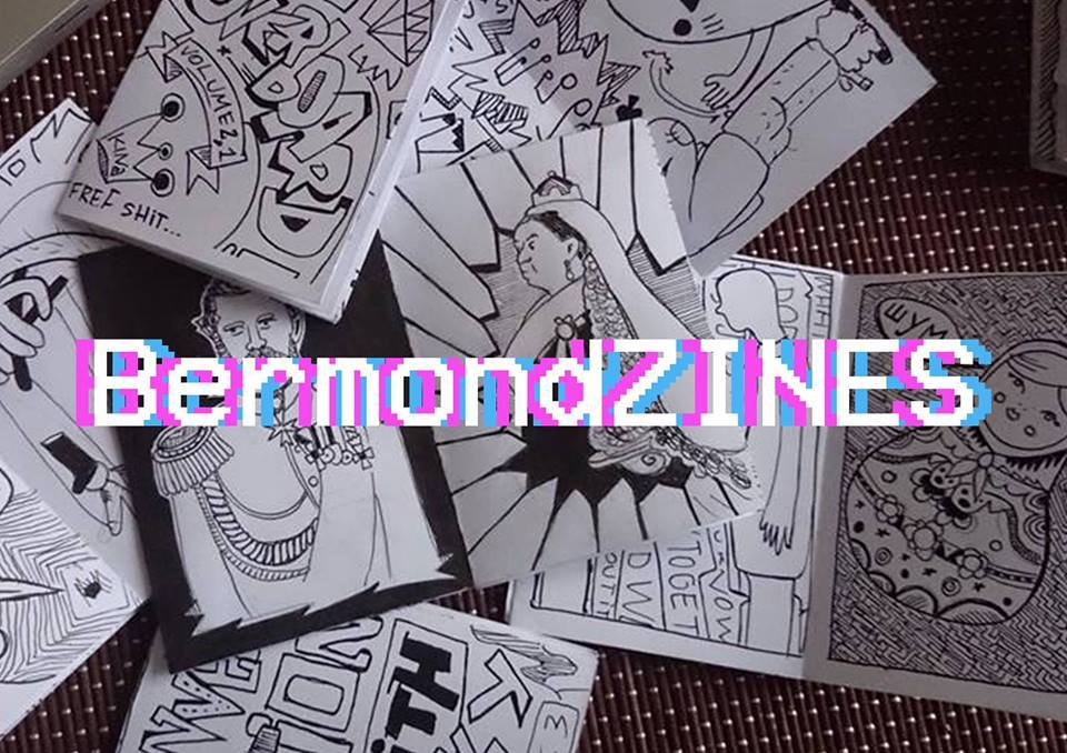 Bermondzines @ DIY Space for London -