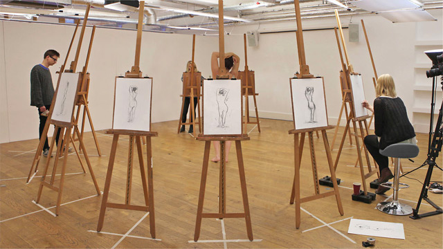 Neon Naked Life Drawing class - Delivered by: Neon Naked LifeLength: 2 hoursLocation: VariousPrice: £12 p/phttps://obby.co.uk/classes/art/drawing/neon-naked-life-drawing--west-london-1526039497