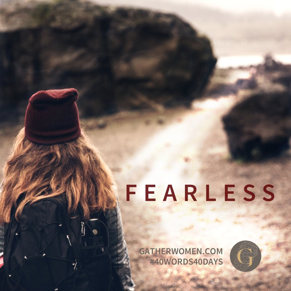 God's perfect love is the antidote to fear. Through God's power and his promises to us, we can learn what it means to be fearless. When you believe in truth and remember the promises of God, fear takes a back seat.
