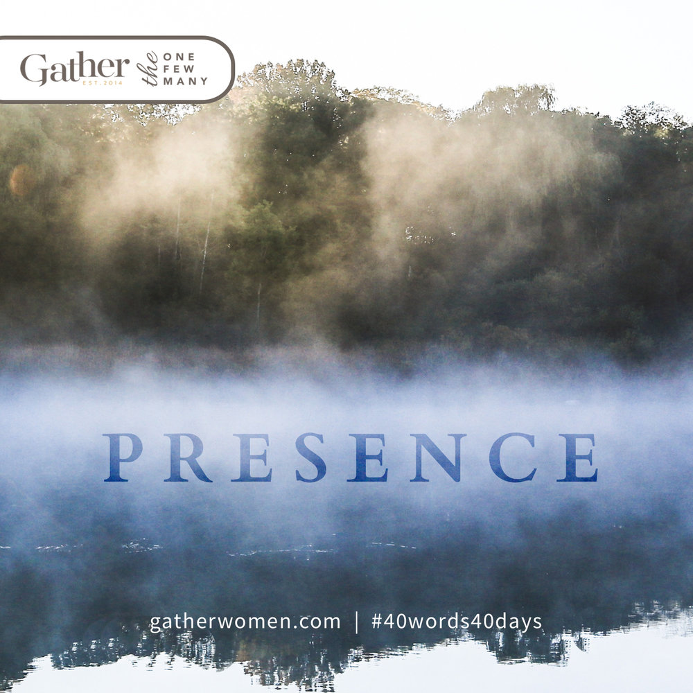 God's presence has been made fully available to you. Receive the presence of God who already dwells within you.