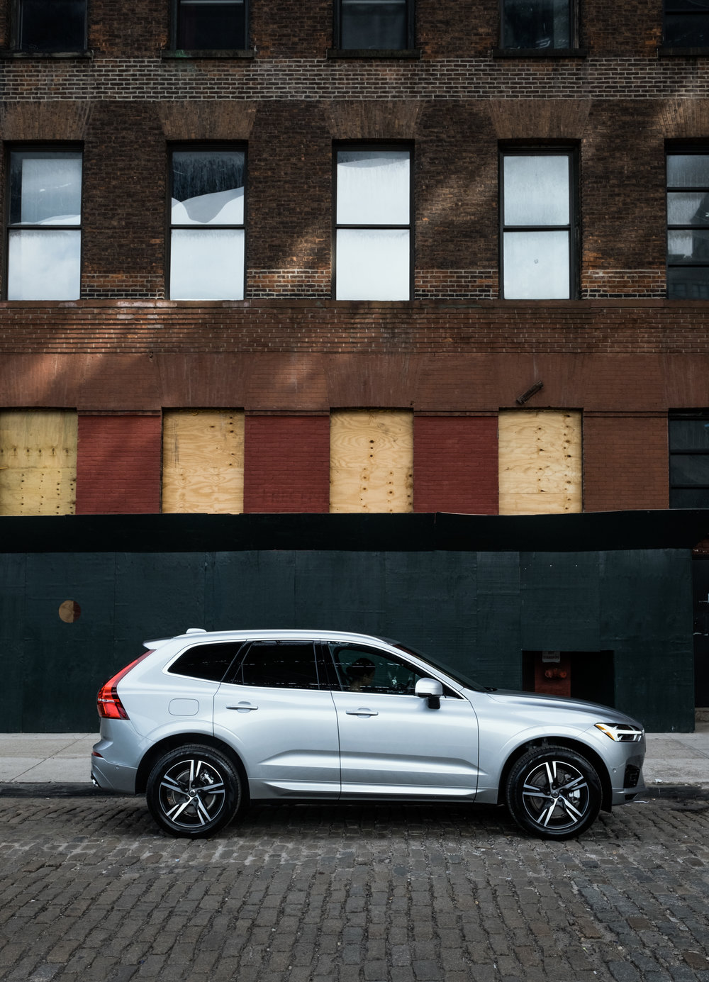 volvo commercial photography campaign