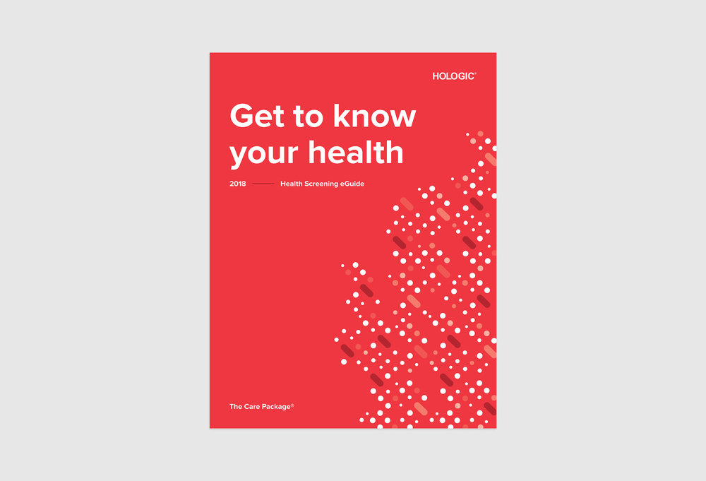Health Screening eGuide Cover