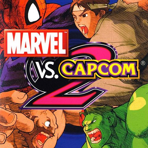 Marvel v Capcom 2