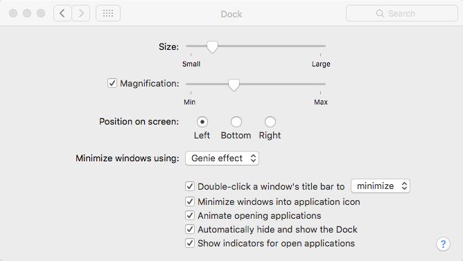 Configuring Mac Dock Via Applescript Nate Mcintyre