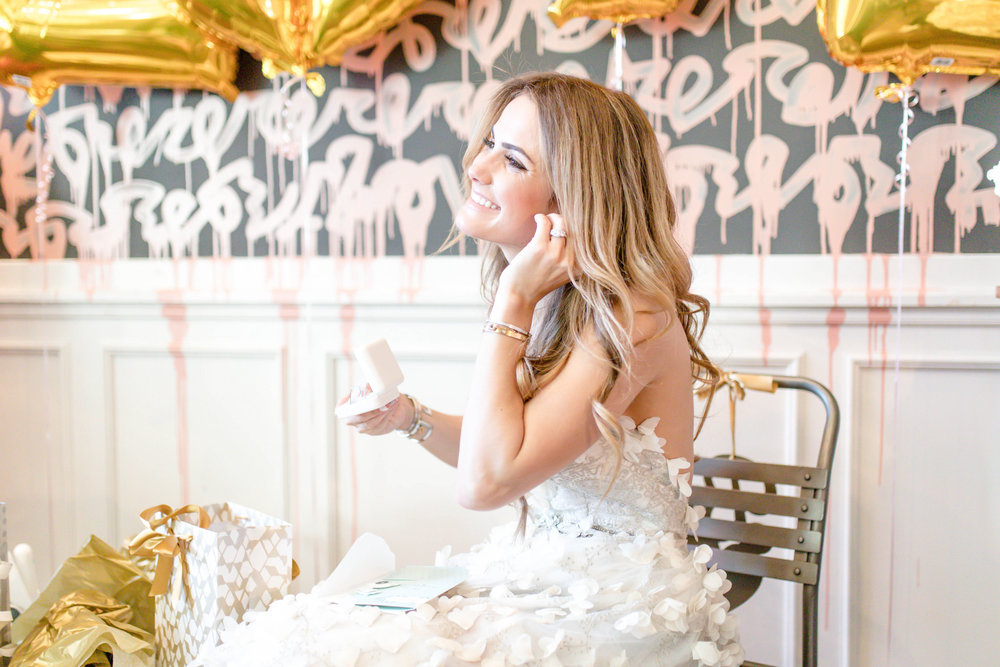 julie bridal shower - stephanie