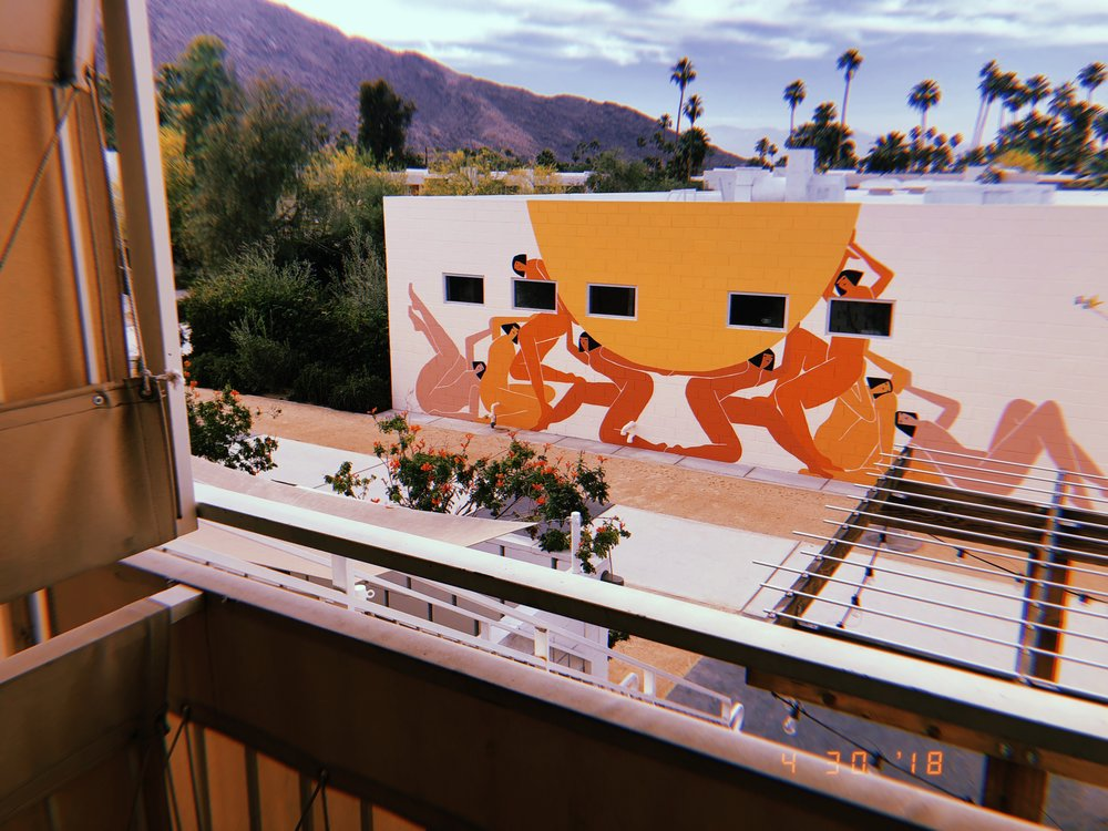 palm springs - may 1-3