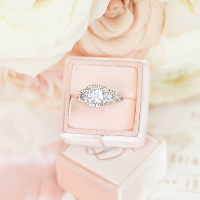 It's all about the details. 😍 What a perfect way to personalize your perfect day! We cannot wait to share more details from this beautiful wedding. . . . 📸: @stephaniebullockphotography