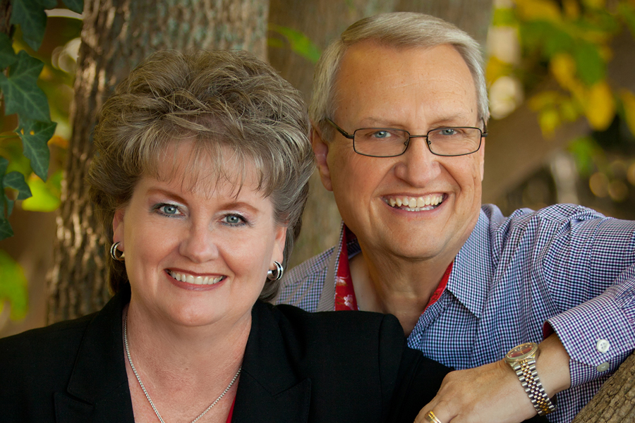 Frank & Linda Cargill - Oklahoma District Pastors