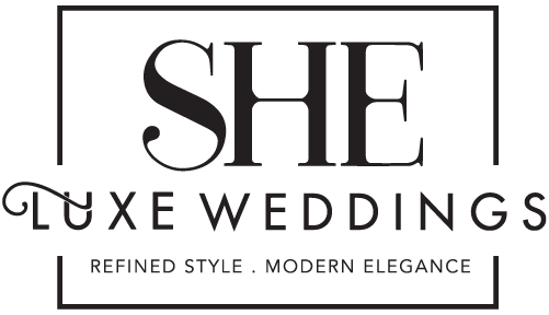 SHE Luxe Weddings