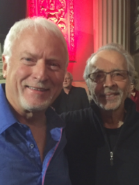 Backstage with the Legendary Herb Alpert!