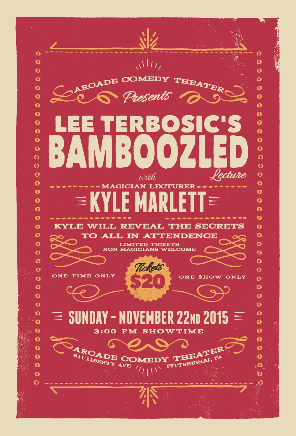 Bamboozled-Lecture-11-22-15-Kyle Marlett-4X6 Flyer.jpg