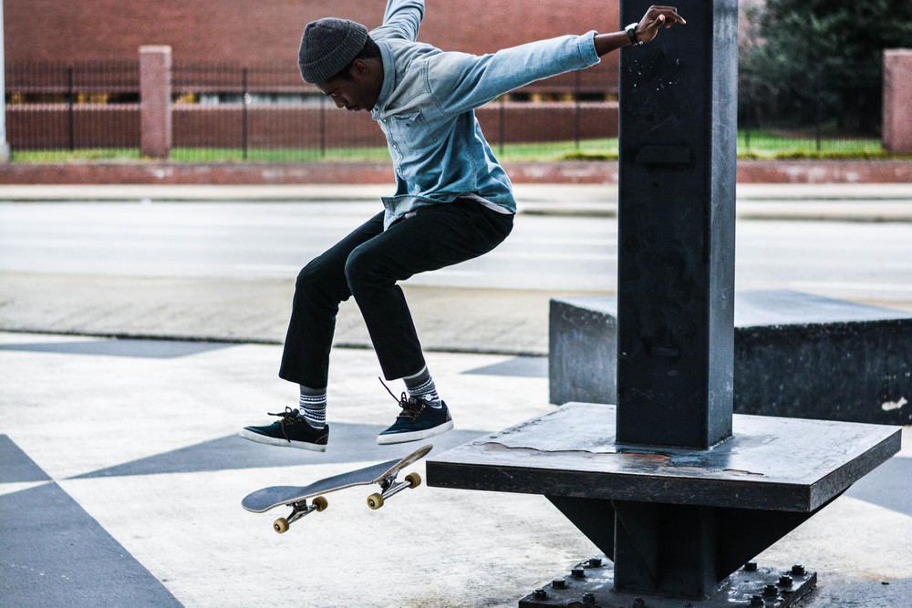 Joshua L, photographed by K. Visuals, Atlanta, 2014