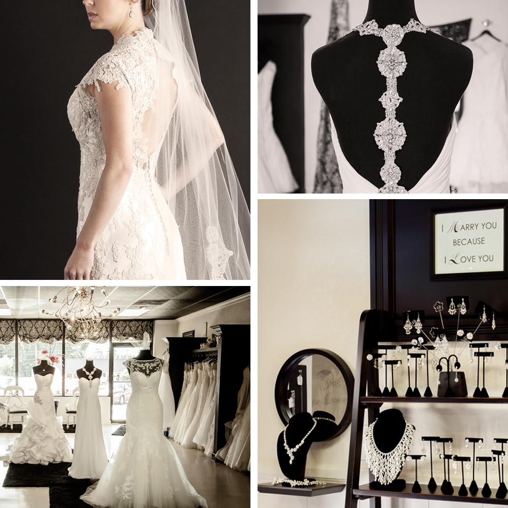 Preowned Wedding Dresses & Bridal Consignment Boutique in Greenville ...