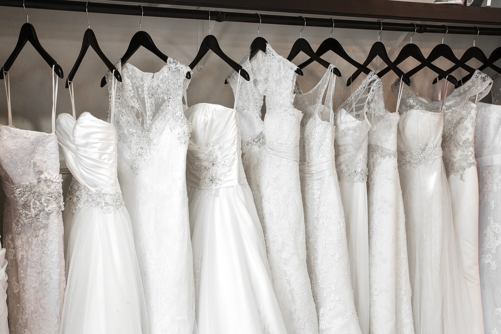 Designer Wedding Dresses for Sale - Bridal Boutique Greenville, SC ...