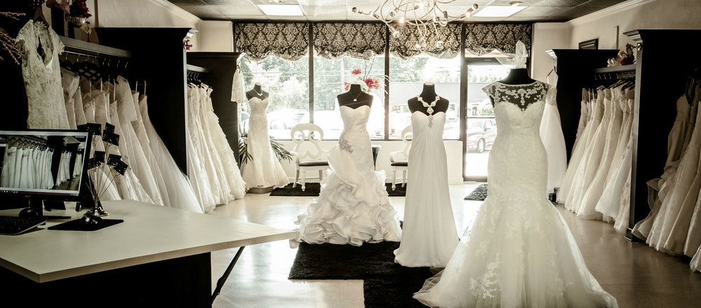 Bridal boutique wedding dress consignment shop for Wedding dress resale shop