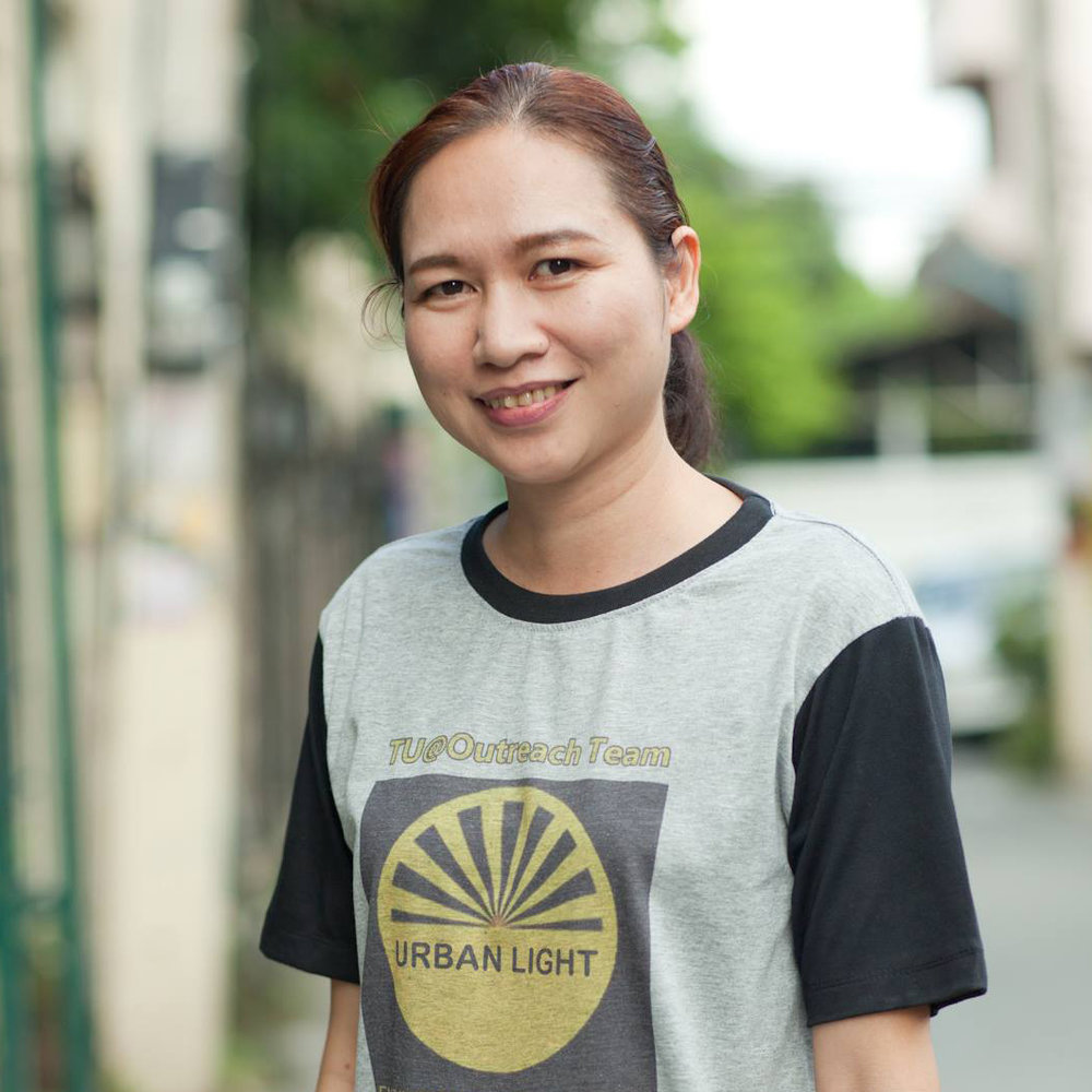 "<p class=""small""><strong>PIYAWAN TU PEANGMON</strong></br>COMMUNITY OUTREACH WORKER</p>"