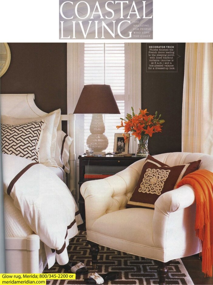 Coastal Living: October 2009 featuring Glow Refraction