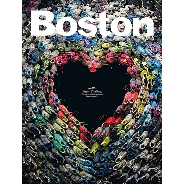No matter where you are from, we are all #BostonStrong today. We will #neverforget (at Boston Marathon Memorial)
