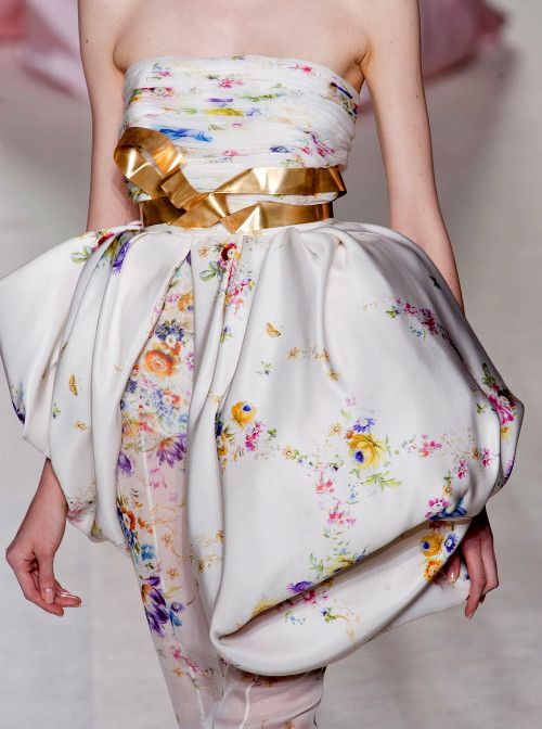 trulystyle: Giambattista Valli Haute Couture Fall 2013