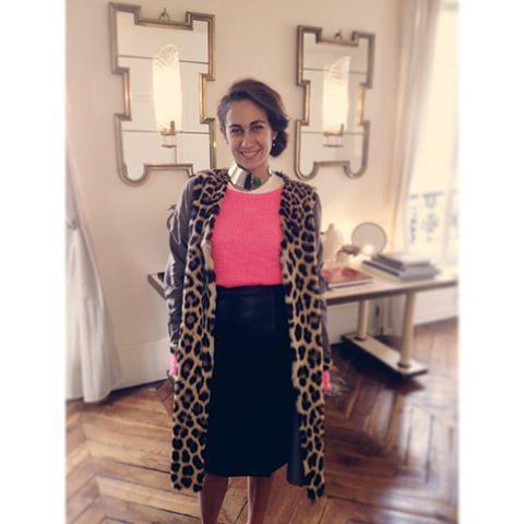 Live from her Paris showroom, its Delfina Delettrez!