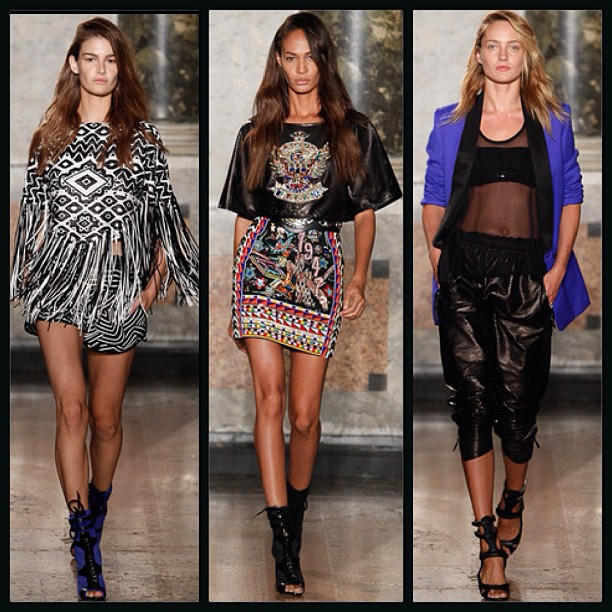 First Look: Emilio Pucci Spring/Summer 2014
