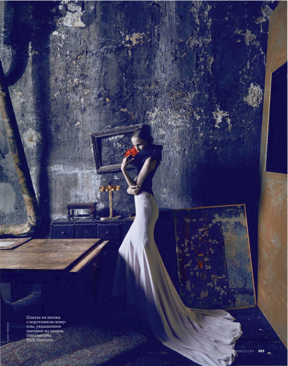 Simply Breathtaking: Giambattista Valli Couture. Photo via ELLE Russia