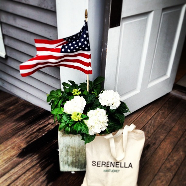 Happy 4th of July! (at SERENELLA Nantucket)