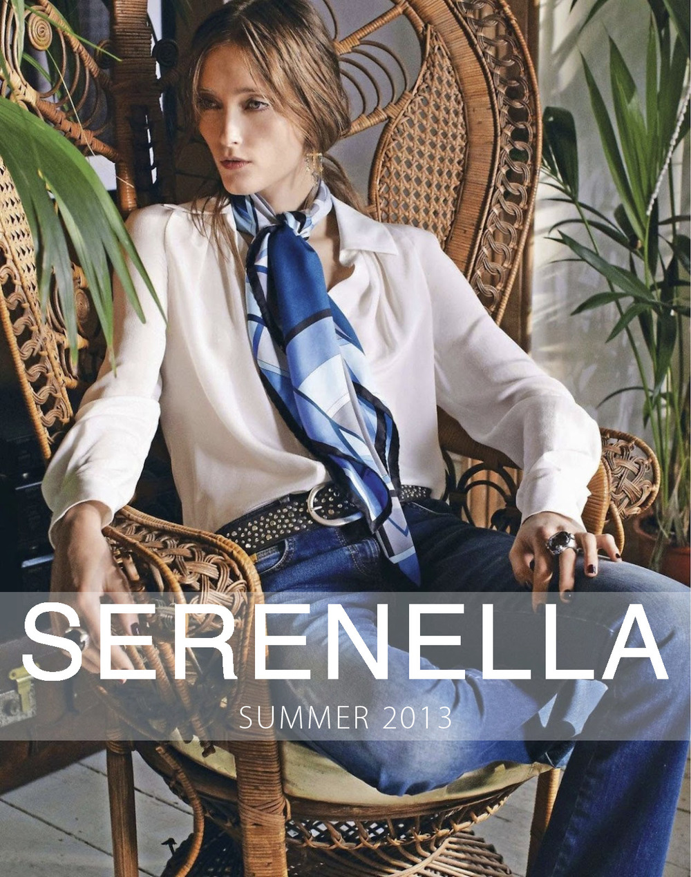 See what Serenella has in store for you this summer in our Summer 2013 Glossi digital magazine!