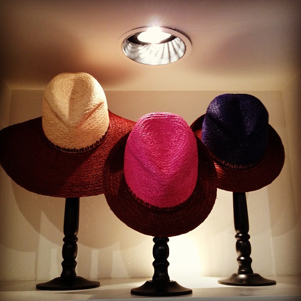 Get ready for summer with our new #Lola Hats