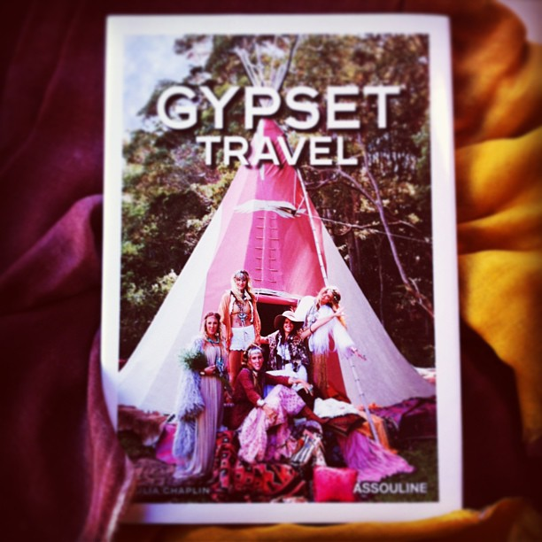 Fashion meets travel in Gypset Travel by Julia Chaplin. A great holiday gift available in store!