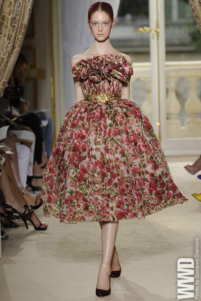 womensweardaily: Giambattista Valli Fall Couture 2012