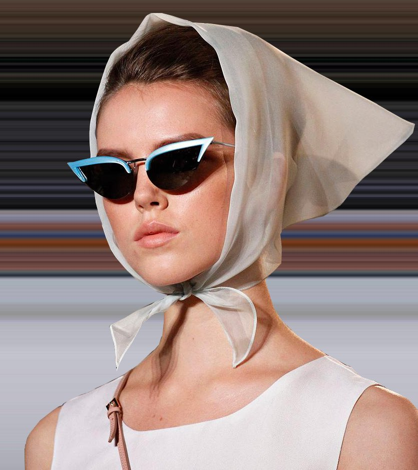 Rochas Spring/Summer 2012 runway show. We love those shades!