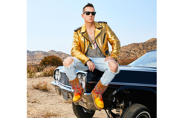 UGG Collaborates with Jeremy Scott to create eight limited edition styles. Debuting on September 15, Serenella will be one of only five North American Retailers to carry the line.