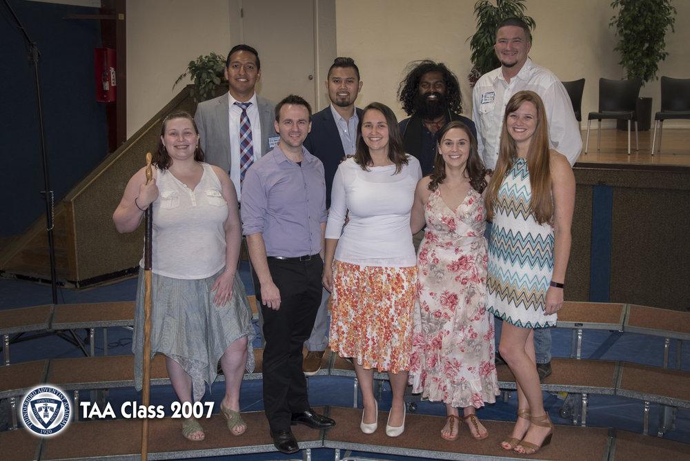 TAA CLASS 2007.jpg