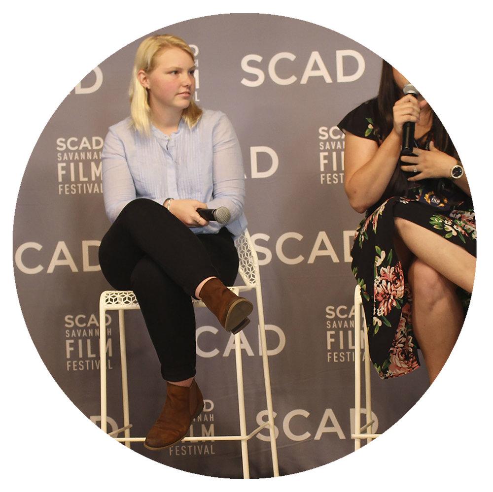 Panelist at SCAD Savannah Film Festival
